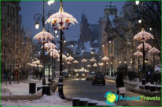 Коледа в Полша