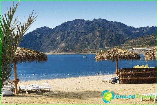Stranden van Sharm El Sheikh