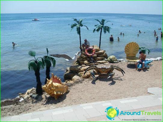 Плажове на Евпатория