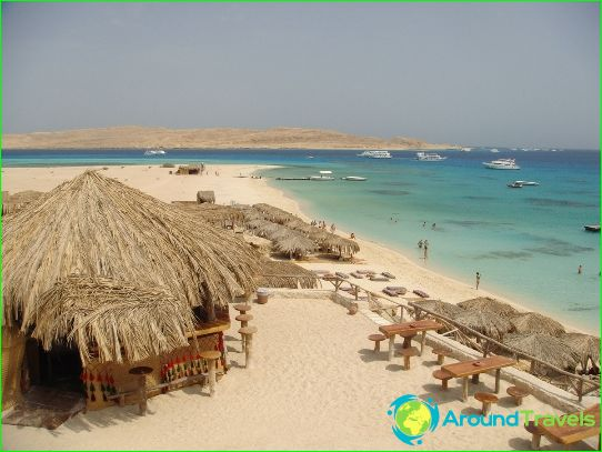 Хургада плажове