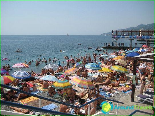 Ялта плажове