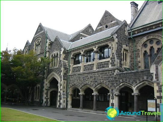 Koulutus Uudessa-Seelannissa