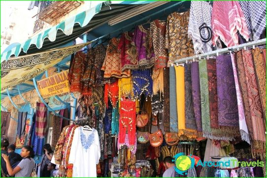 Kaupat ja markkinat Jerusalem