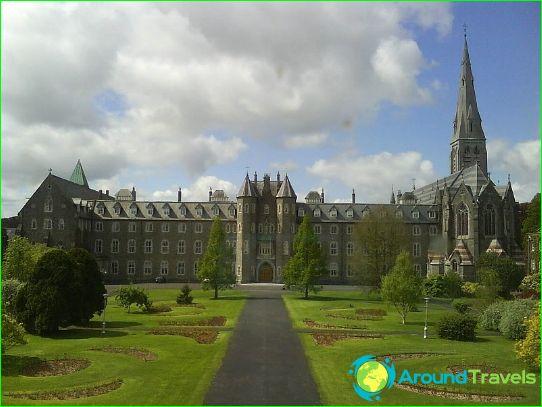 Onderwijs in Ierland
