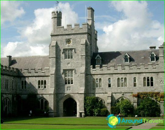 التعليم في أيرلندا