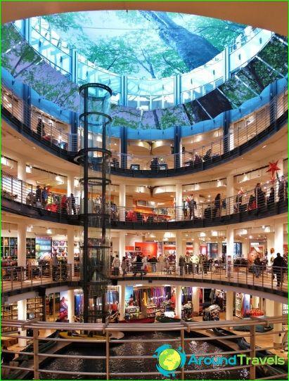Магазини и бутици на Кьолн