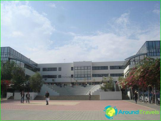 Onderwijs in Cyprus