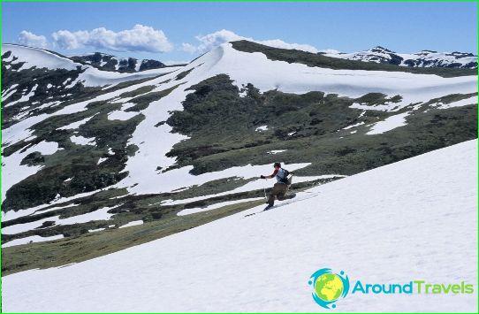 Ски курорти в Австралия