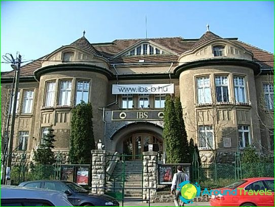 Образование в Унгария