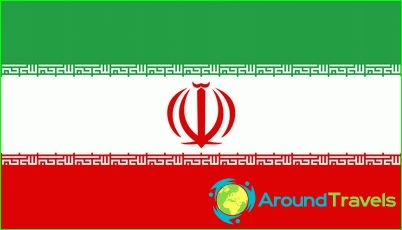 Знаме на Иран