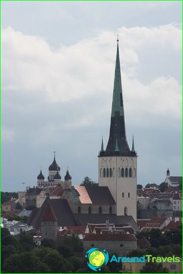 Olevista templom