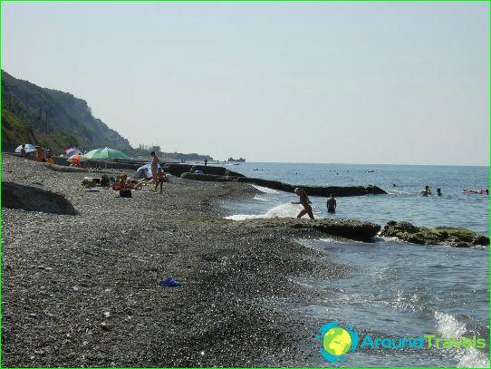 الشواطئ Tuapse