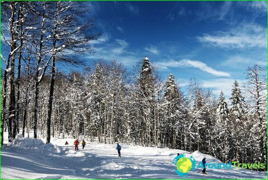 Montenegron hiihtokeskukset