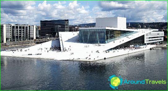 Oslo - Norjan pääkaupunki