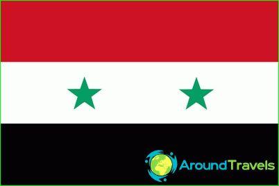 Знаме на Сирия