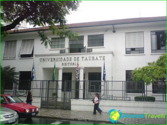 Koulutus Brasiliassa