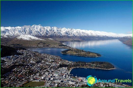 Hiihtokeskukset Uudessa-Seelannissa