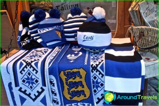 Ostokset Virossa