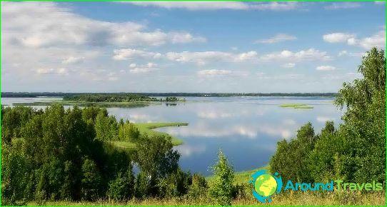 Vakantie in Letland in augustus