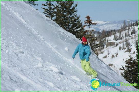 САЩ ски курорти