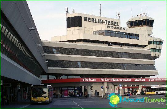 Lentokenttä Berliinissä