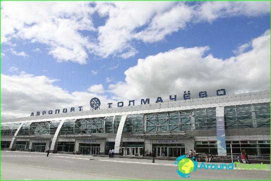 Lentokenttä Novosibirsk