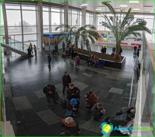 Lentokenttä Volgograd