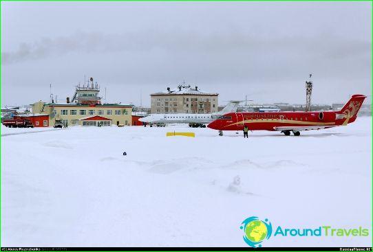 Lentokenttä Vorkuta