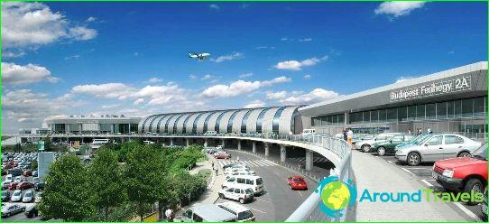 Budapestin lentokenttä