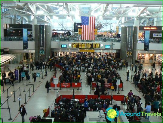 New Yorkin lentokenttä