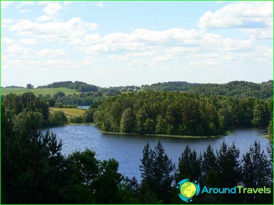 Почивки в Литва през август