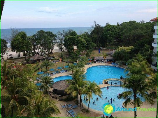Vakantie in Maleisië in september
