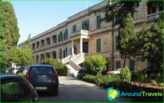 Koulutus Maltalla