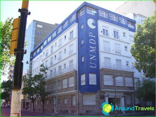 Koulutus Argentiinassa