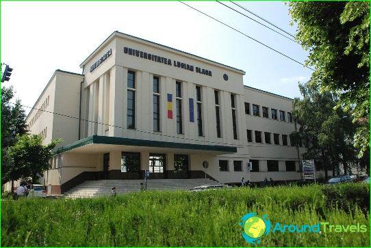 Образование в Румъния