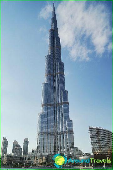 Къде да почивате в ОАЕ