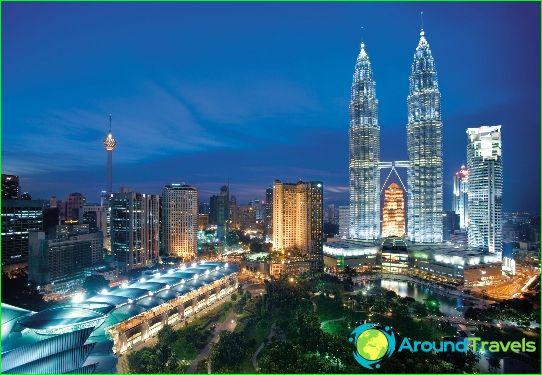 Lomat Malesiassa lokakuussa