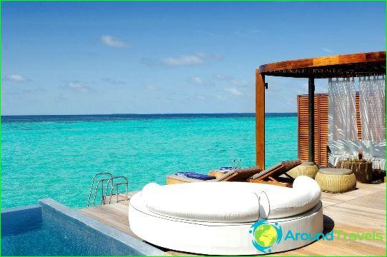 Vakantie op de Malediven in oktober