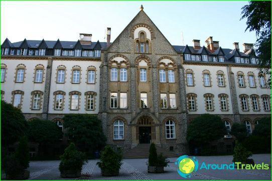 Koulutus Luxemburgissa