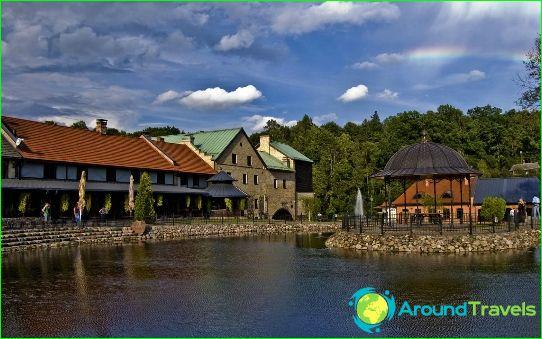 Vakantie in Litouwen in oktober