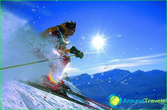 Euroopan parhaat hiihtokeskukset