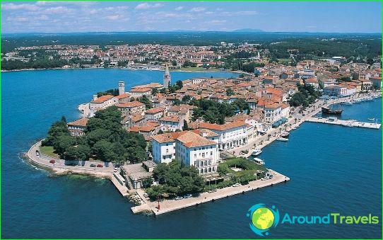 Waar te ontspannen in Kroatië