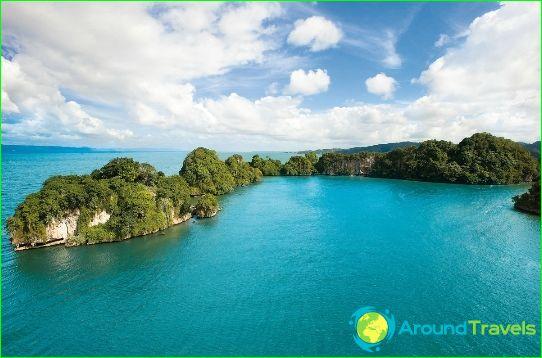 Waar te ontspannen in de Dominicaanse Republiek