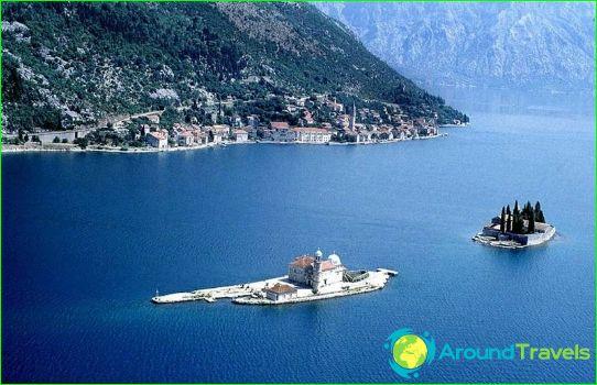Waar te ontspannen in Montenegro