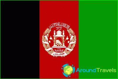 Afganistanin lippu