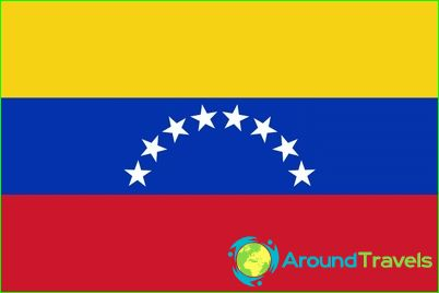 Venezuelan lippu