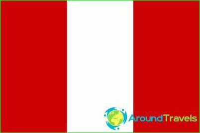 Знаме на Перу