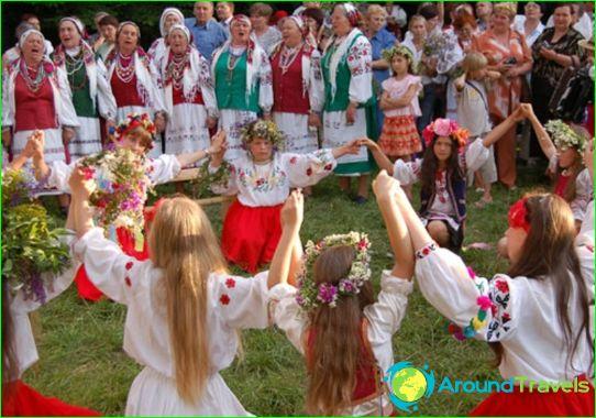 ثقافة أوكرانيا