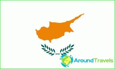 Drapeau chypriote