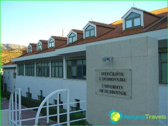 Onderwijs in Kroatië